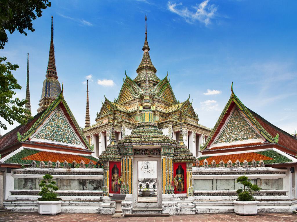 Thailand: Bangkok - Pattaya