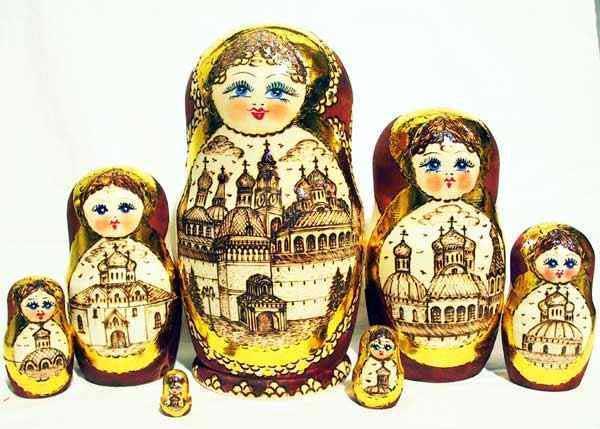 Nước Nga - Mùa thu Vàng