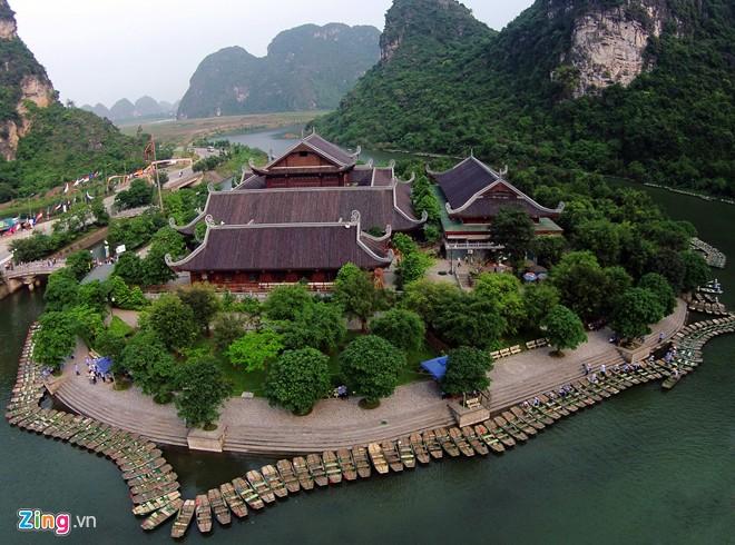Hà Nội - Chùa Bái Đính - Khu sinh thái Tràng An - Hà Nội