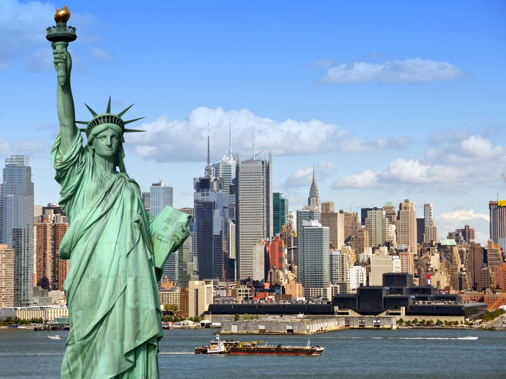 Hoa Kỳ: New York - Washington D.C - Las Vegas - Los Angeles - San Francisco