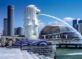 Singapore - Quốc đảo Sư Tử