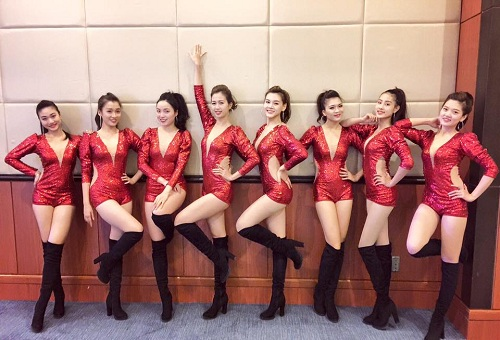 Cung cấp nhóm nhảy