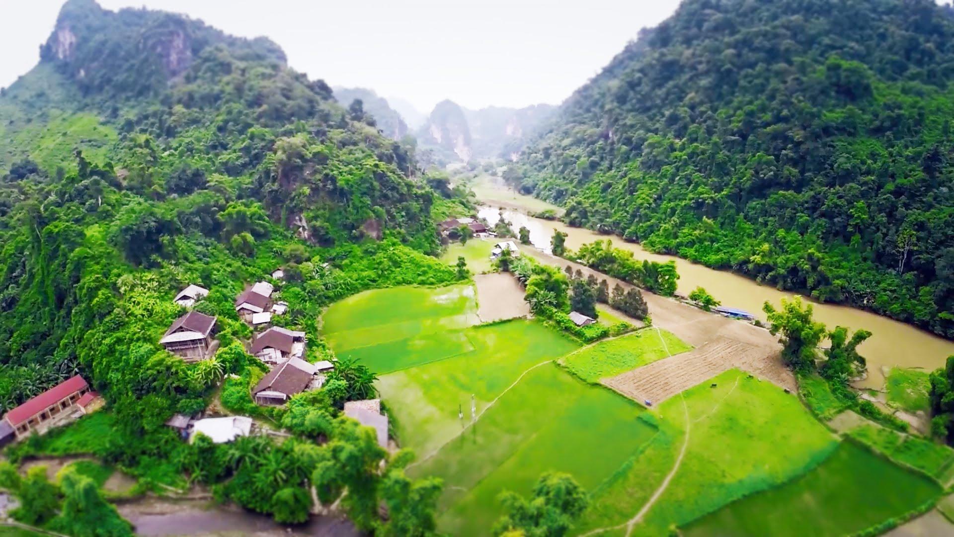 Hà Nội - Hồ Ba Bể - Động Hua Mạ - Hà Nội