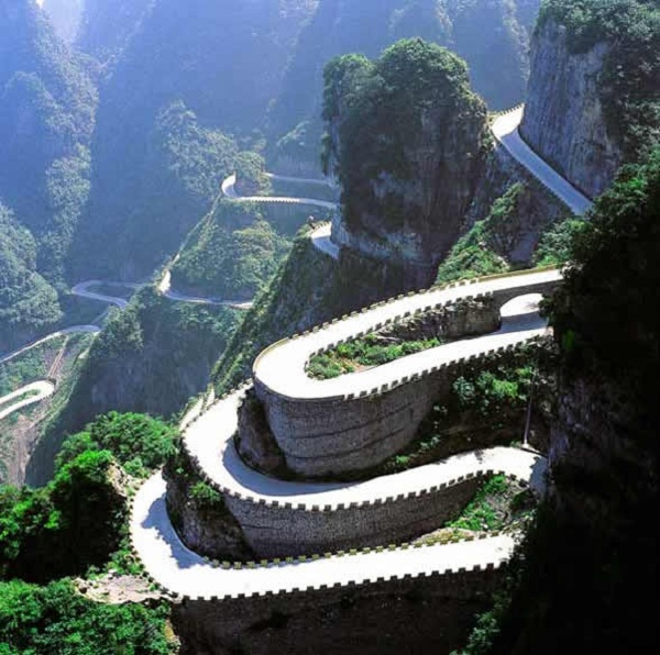 Trương Gia Giới - Thiên Môn Sơn - Phượng Hoàng Cổ Trấn (đường bộ)